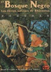 Bosqu Negro - Las Tierras Salvajes de Rhovanion (Mirkwood - The Wilds of Rhovanion, Spanish Edition)