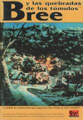 Bree y las Quebradas de los Tumulos (Bree and the Barrow-Downs, Spanish Edition)