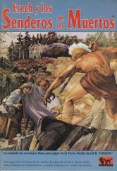 Erech y los Senderos de los Muertos (Erech and the Paths of the Dead, Spanish Edition)