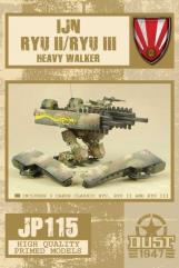 IJN Ryu II/Ryu III Heavy Walker