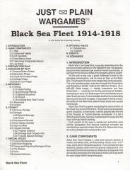 Black Sea Fleet 1914-1918