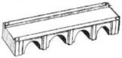 Bridge Section - Expandable