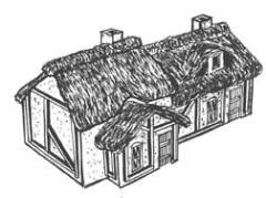 Normandy Farm House