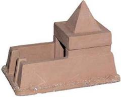 Egyptian Tomb w/Removable Roof