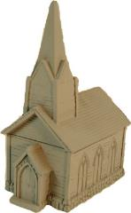 Church w/Removable Roof (2nd Printing)