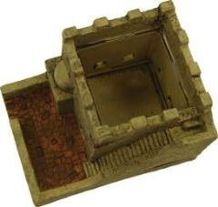 African Fort w/Removable Roof