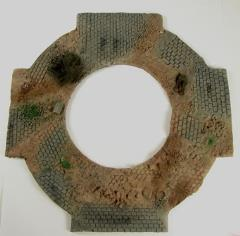 Damaged City Cobblestone - Round About