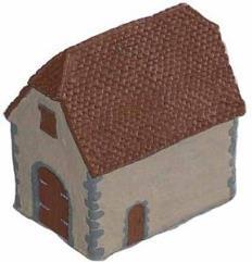 Village Barn (Resin)