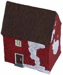 Beck Family House (Resin)