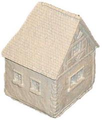 Angled House (Resin)
