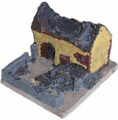 Ruined Bergermeisterhaus