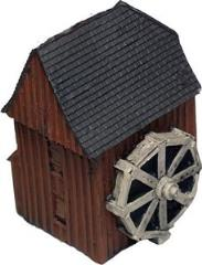 Mill River Paddle House (Resin)