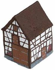 Carriage Shed (Resin)