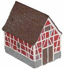 Timbered Barn (Resin)