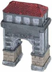 Village Gate (Resin)