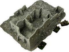 Monte Cassino Ruins