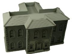 British HQ w/Removable Roof and Upper Floor