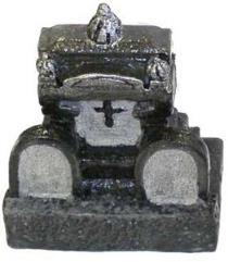2 Headstone Monument