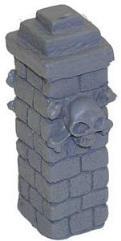 Skull Pedestal