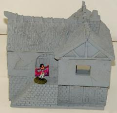 Hogs Head Tavern w/Removable Roof and Upper Floor