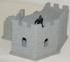 Keep Ruins w/Removable Upper Floor