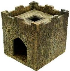 Medieval Keep w/Removable Upper Level