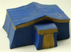 Medieval Tent - Large Rectangle