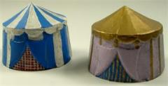 Medieval Tent - Small Round