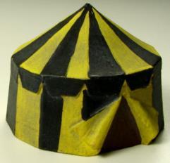 Medieval Tent - Medium Round