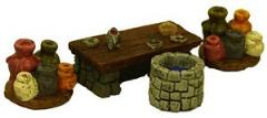 Tavern Accessory Set