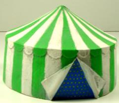 Medieval Tent - Large Round
