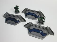 Defense Barricades