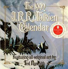 1992 J.R.R. Tolkien Calendar