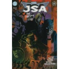 JSA - The Liberty File #2