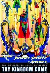 Justice Society of America - Thy Kingdom Come, Vol. 3
