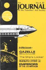 "#4 ""Salvage On Sharmun, Gazelle - Class Close Escorts"""