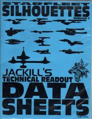 Jackill's Technical Readout Data Sheets - Starfleet Silhouettes Vol. 1