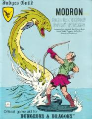 Modron (2nd Printing)