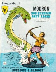 Modron (3rd Printing)