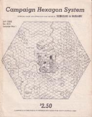 Campaign Hexagon System (2nd Printing)