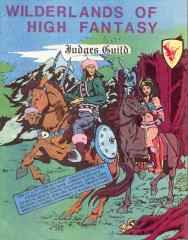 Wilderlands of High Fantasy (3rd/4th Printing, Unknown Printing)