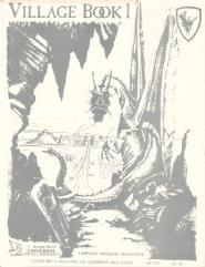 Village Book #1 (3rd Printing)