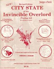 City State of the Invincible Overlord (Revised Edition, 1st Printing)