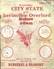 City State of the Invincible Overlord (Revised Edition, 3rd Printing)