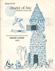 Citadel of Fire (1st Edition, 2nd Printing)