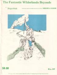 Fantastic Wilderlands Beyonde (1st Printing)