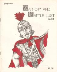 War Cry and Battle Lust