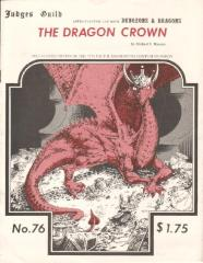 Dragon Crown, The (1st Printing)