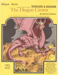 Dragon Crown, The (2nd Printing)
