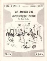 Of Skulls and Scrapfaggot Green (2nd Printing)